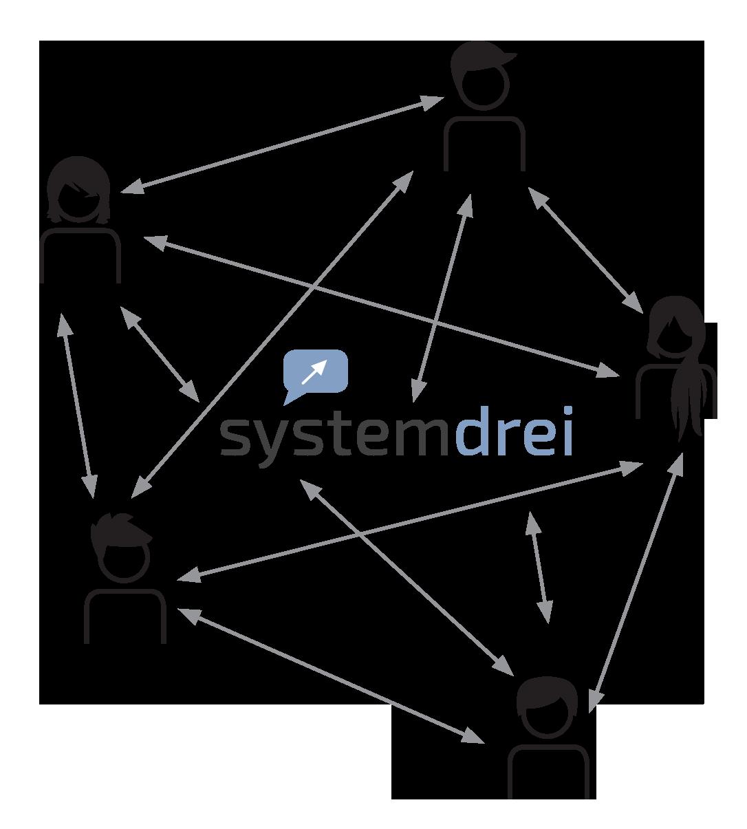 Sofortblick Systemdrei die Netzökonomie